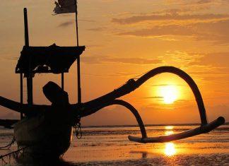 Pantai Sanur Bali Beach