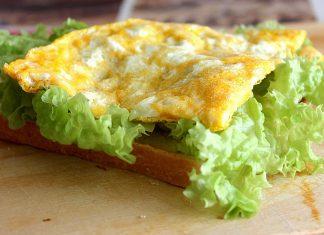 SANDWICH-egg